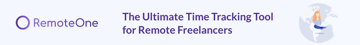 RemoteOne - The Ultimate Tool for Freelancers